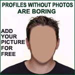 Image recommending members add North Dakota Passions profile photos